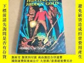 二手書博民逛書店Hunting罕見for Hidden Gold【多筆記劃線】Y