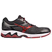 Mizuno Wave Inspire 13 美津濃 男 灰 紅 黑 路跑鞋 慢跑鞋 運動鞋 J1GC174561
