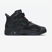 Nike Air Jordan 6 Retro SD 女鞋 黑 喬丹 刺繡 運動 籃球鞋 DB9818-001