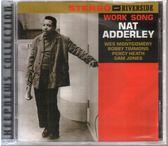 【正版全新CD清倉 4.5折】奈特˙艾德利 / 工作之歌 Nat Adderley / Work Song