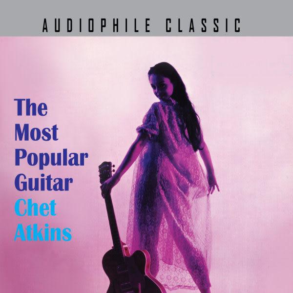【停看聽音響唱片】【CD】The Most Popular Guitar Chet Atkins
