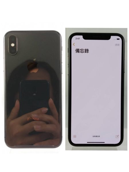 ☆胖達3C☆#X APPLE IPHONE X 64G A1901 灰色 95% 原廠保固至181113 高價收購二手機