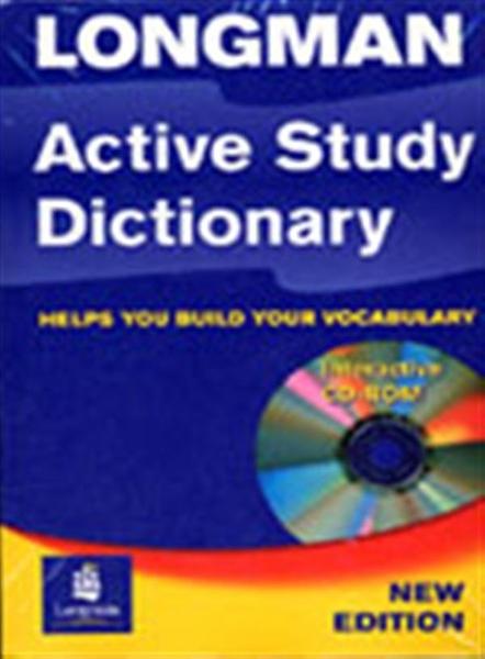 (二手書)Longman Active Study Dic (CD-ROM)