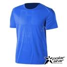 『VENUM旗艦店』PolarStar 中性 吸排休閒圓領T恤『藍』P21117