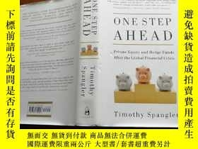 二手書博民逛書店One罕見Step Ahead: Private Equity