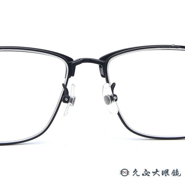 999.9 日本神級眼鏡 S-162T 10 ( 黑) 復古方框 近視眼鏡 久必大眼鏡