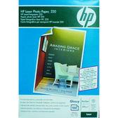 [奇奇文具]【HP 雷射紙】HP Q8843A 4×6 優質雷射光面紙(220gm)