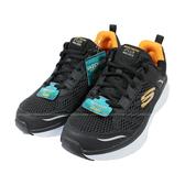 (B3) SKECHERS 男鞋 運動鞋 D'LUX WALKER 避震健走鞋 鞋頭加寬 232044BKW [陽光樂活]