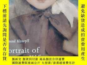 二手書博民逛書店Portrait罕見of Jeanne KeferY290224