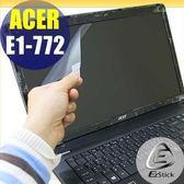 【EZstick】ACER E1-772 E1-772G 螢幕專用 靜電式筆電LCD液晶螢幕貼