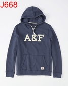AF Abercrombie & Fitch A&F A & F 男 當季最新現貨 帽T外套 AF J668