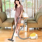吸塵器家用小型臥式強力大功率迷你手持式地毯式除螨 YL6249   IGO