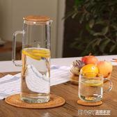 夏季大容量防爆冷水壺涼水壺果汁壺水壺耐熱耐高溫果汁壺igo 溫暖享家