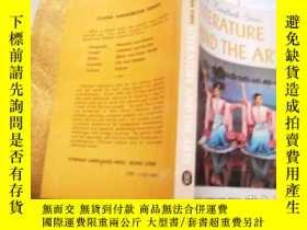 二手書博民逛書店LITERATURE罕見AND THE ARTSY22946 外