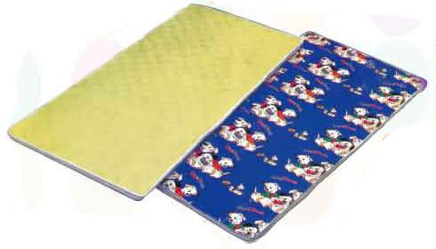 【南洋風休閒傢俱】【床墊/床罩組】- 單人加大3.5尺泡棉兩用折疊床墊  宿舍/套房/合式專用床墊