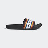 ADIDAS ADILETTE COMFORT [EF0854] 女 涼鞋 拖鞋 運動 休閒 時尚 經典 黑白 愛迪達