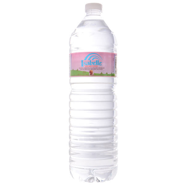 法國【伊莎貝爾】礦泉水 1500g(商品到期日:2019.02.15)
