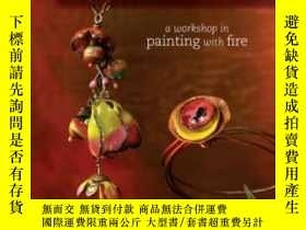 二手書博民逛書店Torch-fired罕見Enamel JewelryY2551