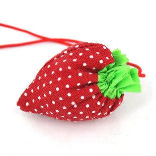 草莓購物袋 20個
