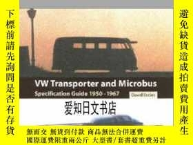 二手書博民逛書店【罕見】2002年出版 Vw Transporter & Microbus Specification Guide