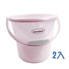 《KEYWAY》威尼斯水桶10L-2入組 (顏色隨機出貨)