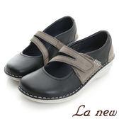 【La new outlet】飛彈系列 輕量手縫休閒鞋(女223025531)