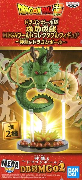 現貨 玩具e哥 海外限定景品 MEGA WCF 七龍珠超 成功成就 神龍與龍珠 再販代理16657