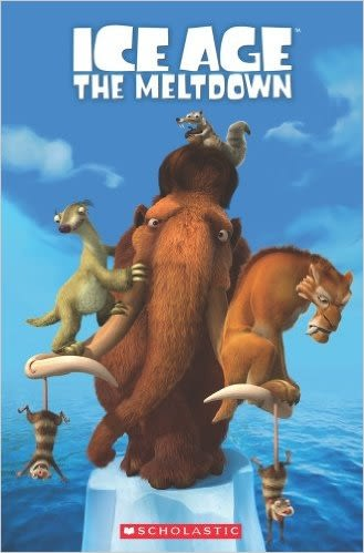 POPCORN READERS :   ICE AGE: THE MELTDOWN   L2 /書+CD
