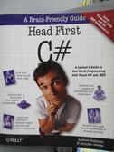 【書寶二手書T5/電腦_ZAQ】Head First C#_Stellman, Andrew/ Greene, Jenn