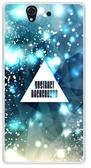 ✿ 3C膜露露 ✿ {星空*輕立體浮雕硬殼} Sony Xperia Z /L36H / C6602手機殼 手機套 保護套 保護殼