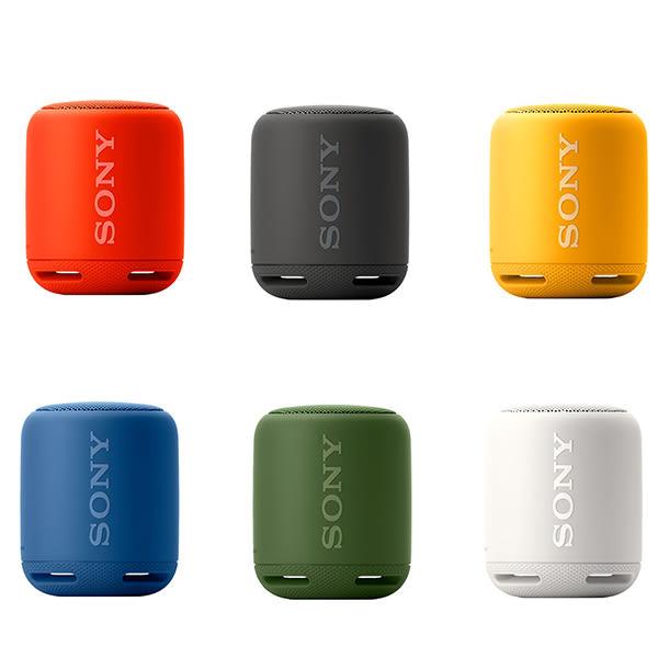 ★107/10/21前贈KKBOX儲值卡30天 SONY EXTRA BASS 重低音防水攜帶型藍芽喇叭 SRS-XB10