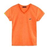 『小鱷魚童裝』螢光經典刺繡T恤(02號~06號)555452