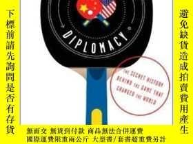 二手書博民逛書店Ping-pong罕見DiplomacyY364682 Nicholas Griffin Scribner