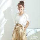 百貨專櫃女裝 質感鏤空蕾絲面料 附內搭棉質背心 日系質感優雅穿搭