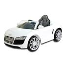 AUDI奧迪R8電動車高端版/白色/可遙...