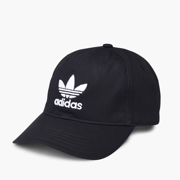 ADIDAS 愛迪達 TREFOIL CAP 棒球帽 老帽 穿搭必備 BK7277