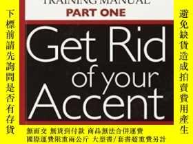 二手書博民逛書店Get罕見Rid Of Your Accent [british-english]Y307751 Linda