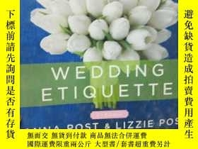 二手書博民逛書店Emily罕見Post's Wedding EtiquetteY