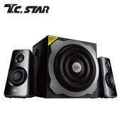 【T.C.STAR】多功能木箱喇叭 TCS3550-KN