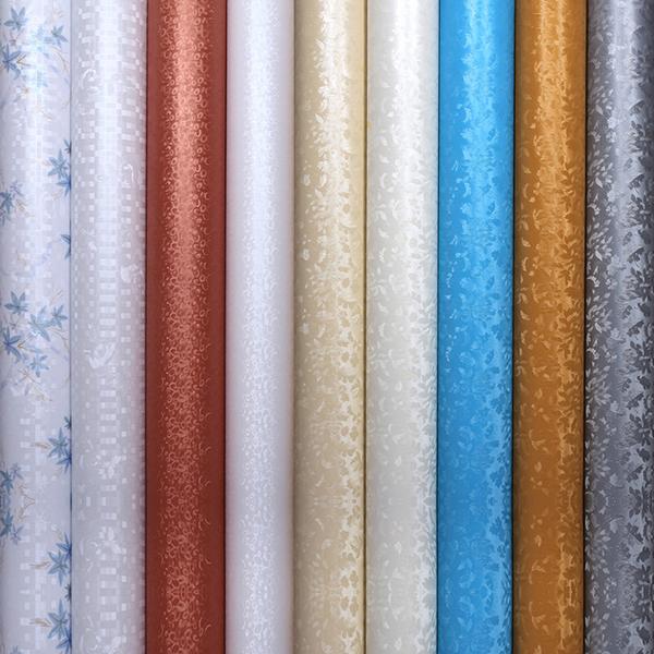 裝飾玻璃貼紙帶膠窗戶衛生間玻璃貼膜浴室辦公室玻璃紙透光不透明
