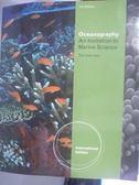 【書寶二手書T9/大學理工醫_ZHM】Oceanography7/e_Tom Garrison