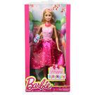 Barbie 芭比娃娃 生日願望芭比 美...