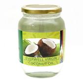 EVERWELL冷壓初搾椰子油(500毫升)