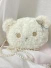 熱賣毛絨包 軟妹玩偶lolita包毛絨斜背包女可愛小包包JK日系小挎包洛麗塔熊包 coco