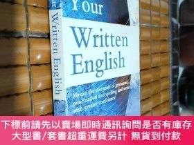 二手書博民逛書店Improve罕見Your Written EnglishY186213 Marion Field How T