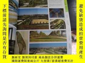 二手書博民逛書店1000罕見x landscape architecture3Y