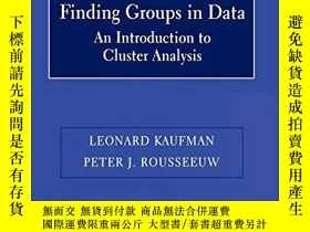 二手書博民逛書店Finding罕見Groups In DataY256260 Kaufman, Leonard  Rousse