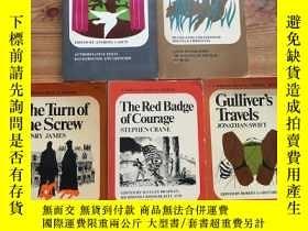 二手書博民逛書店the罕見wild duck modern drama gulliver s travels the red ba