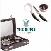 THE KINGS Shakespeare莎士比亞復古工業收藏家典藏組