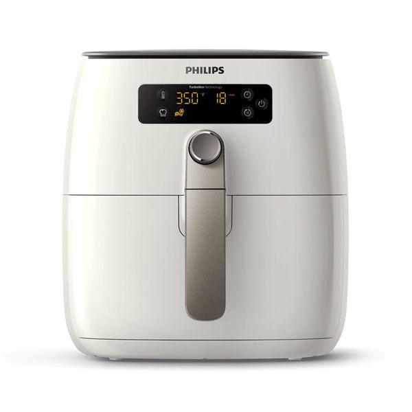 (預購6月出貨)飛利浦PHILIPS新一代TurboStar健康氣炸鍋HD9642贈(烘烤鍋+煎烤盤)
